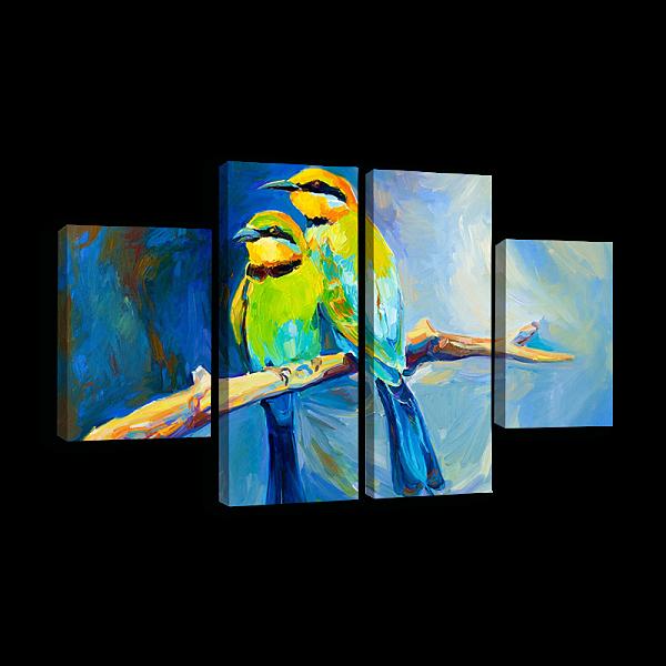 Влюбленные-птицы-600x600